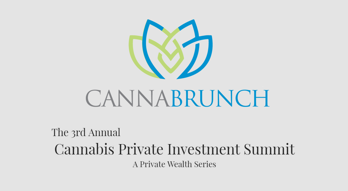 Cannabis Private Investment Summit, NYC 2017