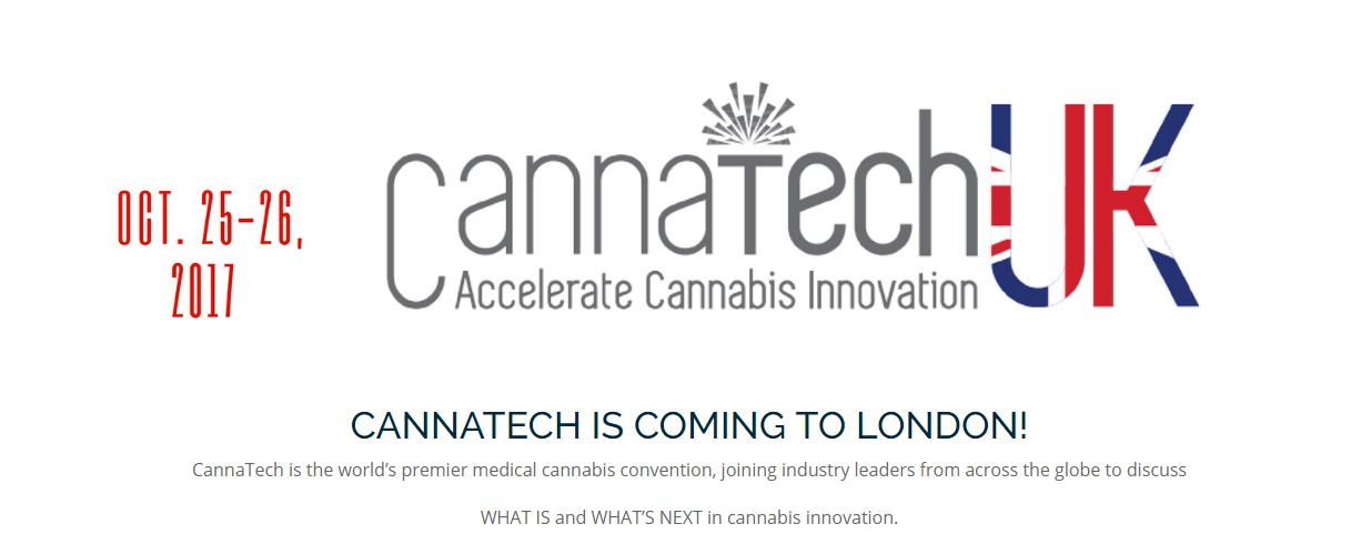CannaTech Global Medical Cannabis Summit, London 2017