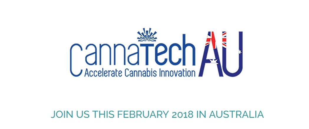 CannaTech Global Medical Cannabis Summit, Sydney 2018