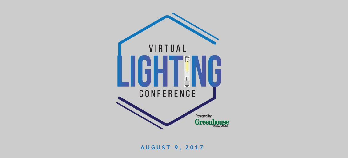 Greenhouse Virtual Lighting Conference, 2017