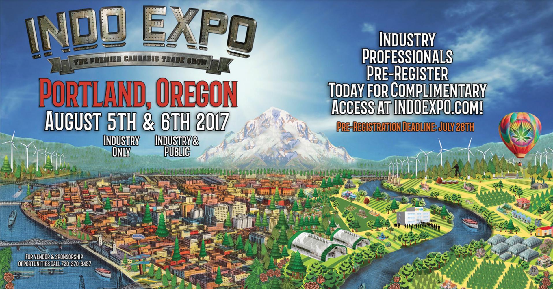 Indo Expo Portland 2017