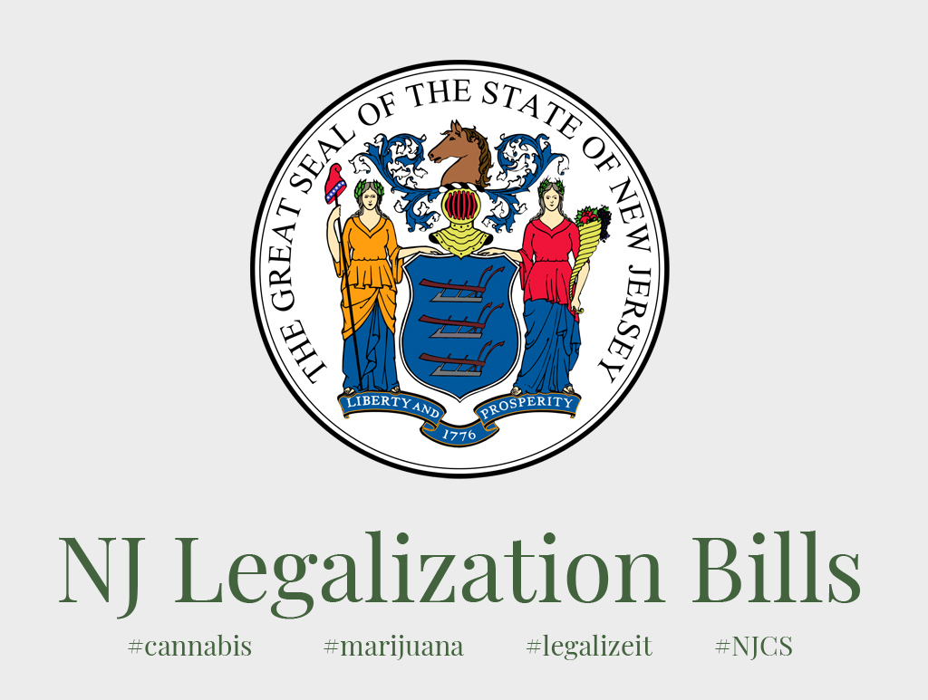 Updated: Takeaways from New Jersey's Cannabis Legalization Bills