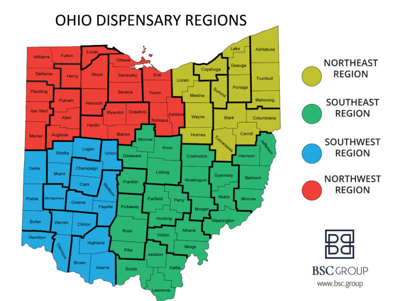 Applying for a Dispensary in Ohio – Here's what you need to know