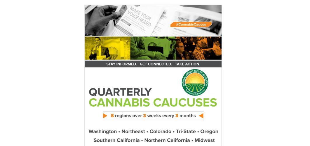 NCIA Northeast Quarterly Cannabis Caucus, Providence 2017