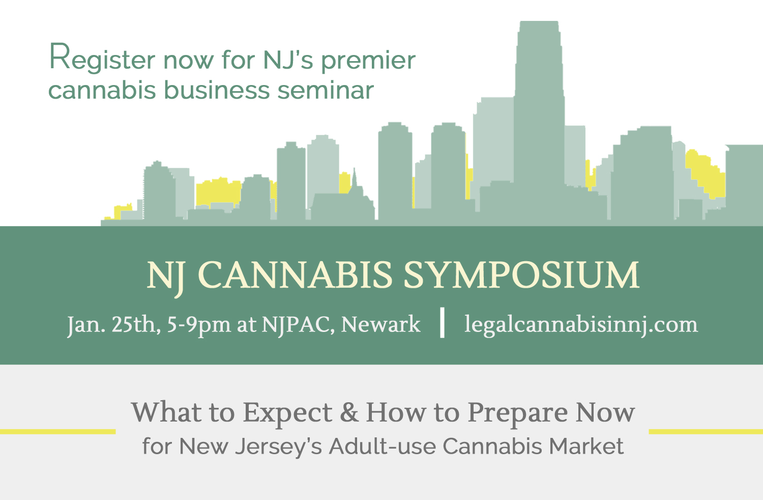 New Jersey Cannabis Symposium (NJCS) Newark