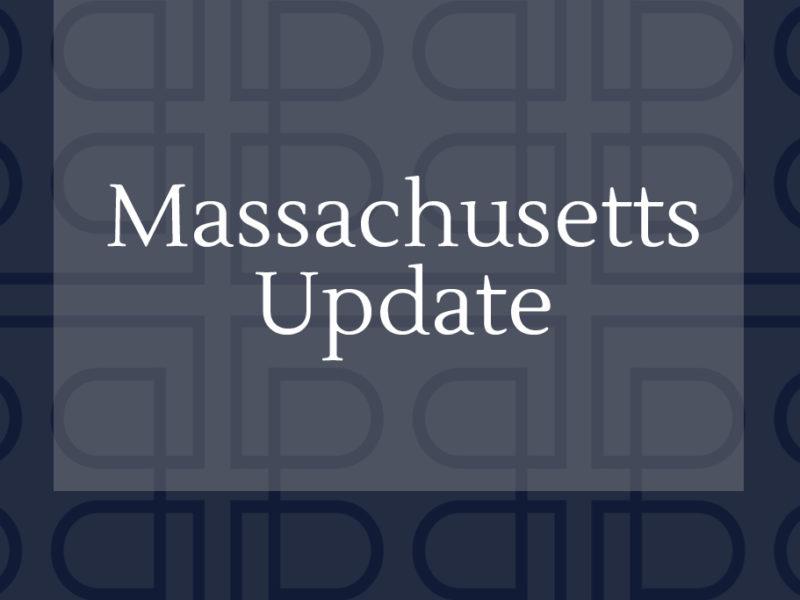 Massachusetts Update: Adult-use Cannabis Program Regulations Finalized