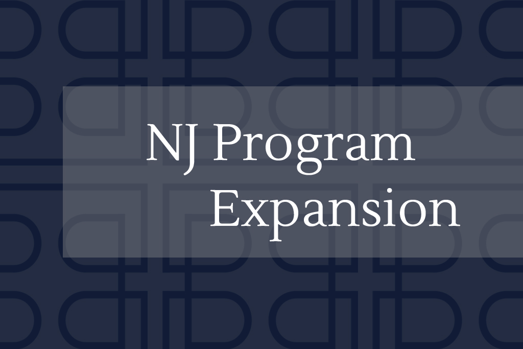 NJ Cannabis Program Updates – Med Expansion & Adult-use Discussions