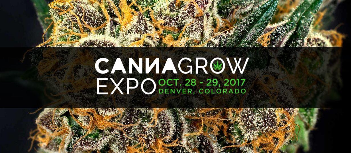 Cannagrow Denver 2017